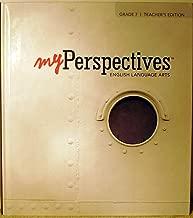 My Perspectives English Language Arts Grade 7 Teacher's Edition