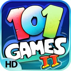 101 games in different genres in one app Puzzle games, fast paced arcade action, racing, sports, cooking, shooting, sudoku and many many more! Try multiplayer games on single device, high-score tables, achievements and lots of other cool features!