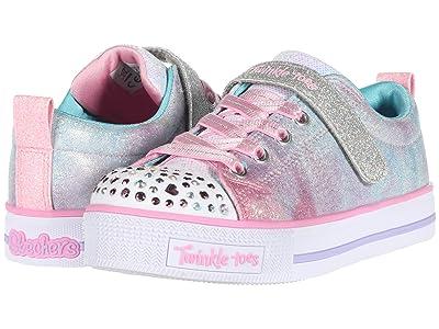 SKECHERS KIDS Twinkle Toes Twinkle Lite 314049L (Little Kid) (Light Pink/Multi) Girl