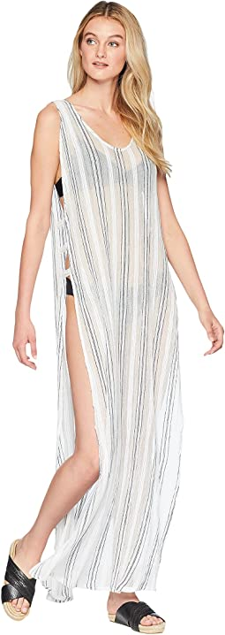 Vitamin A Swimwear Tradewinds Dress Cover-Up