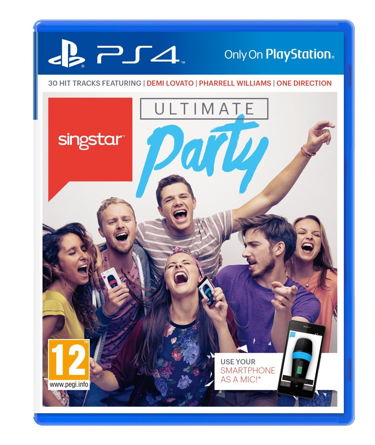 Singstar: Ultimate Party [PlayStation 4, PS4] by SingStar: Amazon ...
