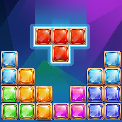 Block Puzzle Game Jewel - free puzzle games for kindle fire