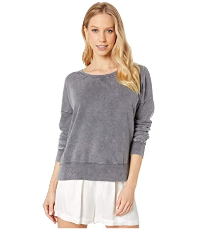 P.J. Salvage Rock and Roll Sweater (Grey) Women