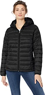 short black puffer jacket