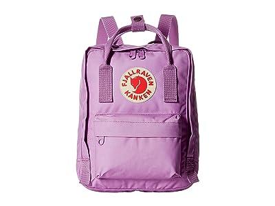 Fjallraven Kanken Mini (Orchid) Backpack Bags