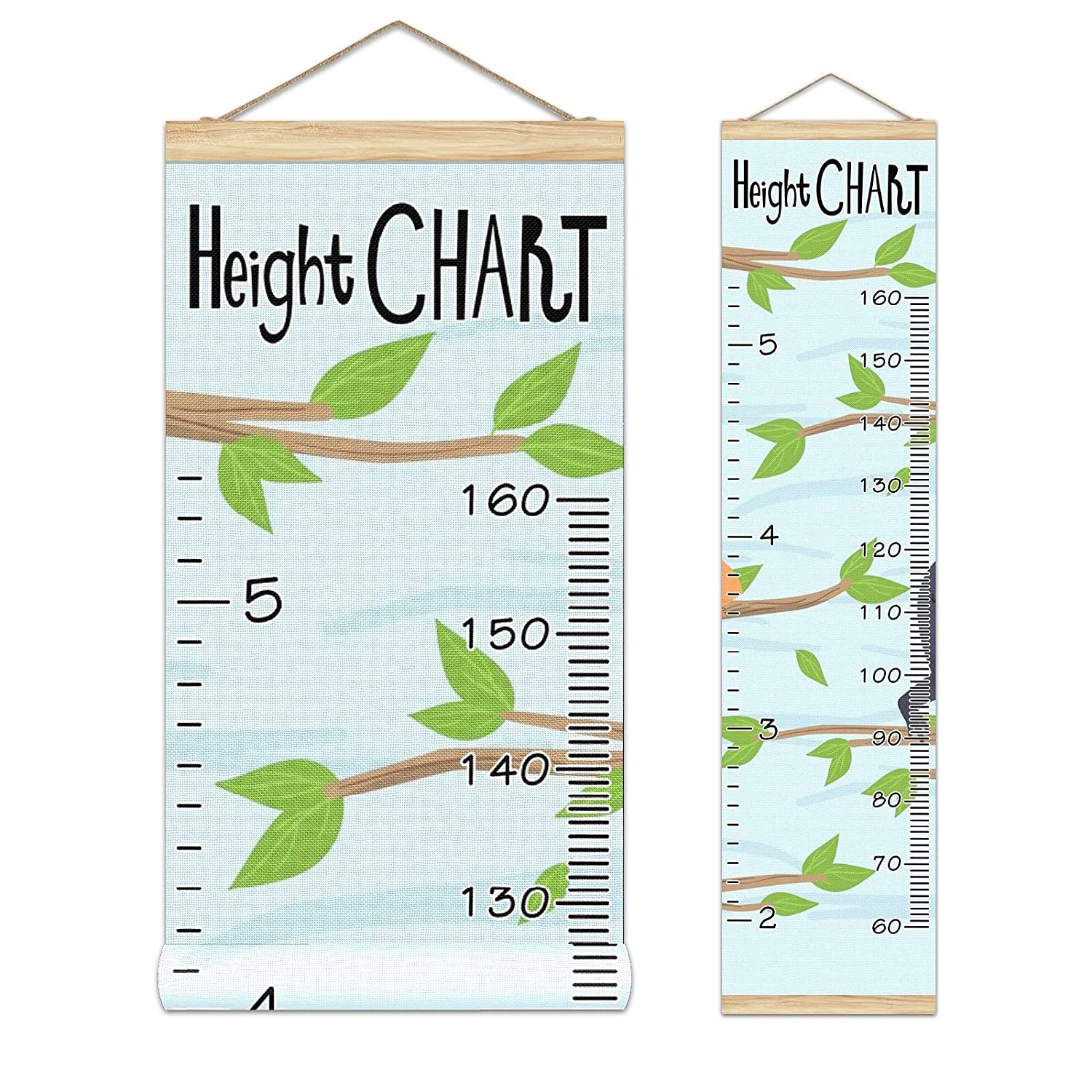 Kids Growth Chart Ruler for Japan's largest assortment Ranking TOP8 Height Measure Frame Wall Wood