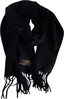 """Anny's 100% Pure Cashmere Scarf 12""""x72"""" with Gift Bag - Silky Soft Cashmere Scarf Gift (28 Colors)"""