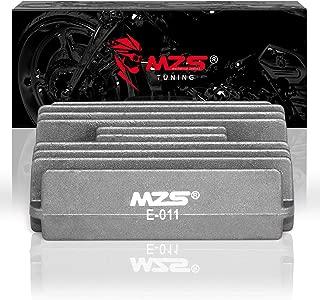 MZS Voltage Regulator Rectifier for ARCTIC CAT 500 650 700 1000/CAN-AM Outlander 330 400/Honda TRX 400 450 500/Suzuki LT-A 400 450 500 700 750/Yamaha XVS1100 YFZ450 YXR450 XP500 YFM660 YXR660 YFM700