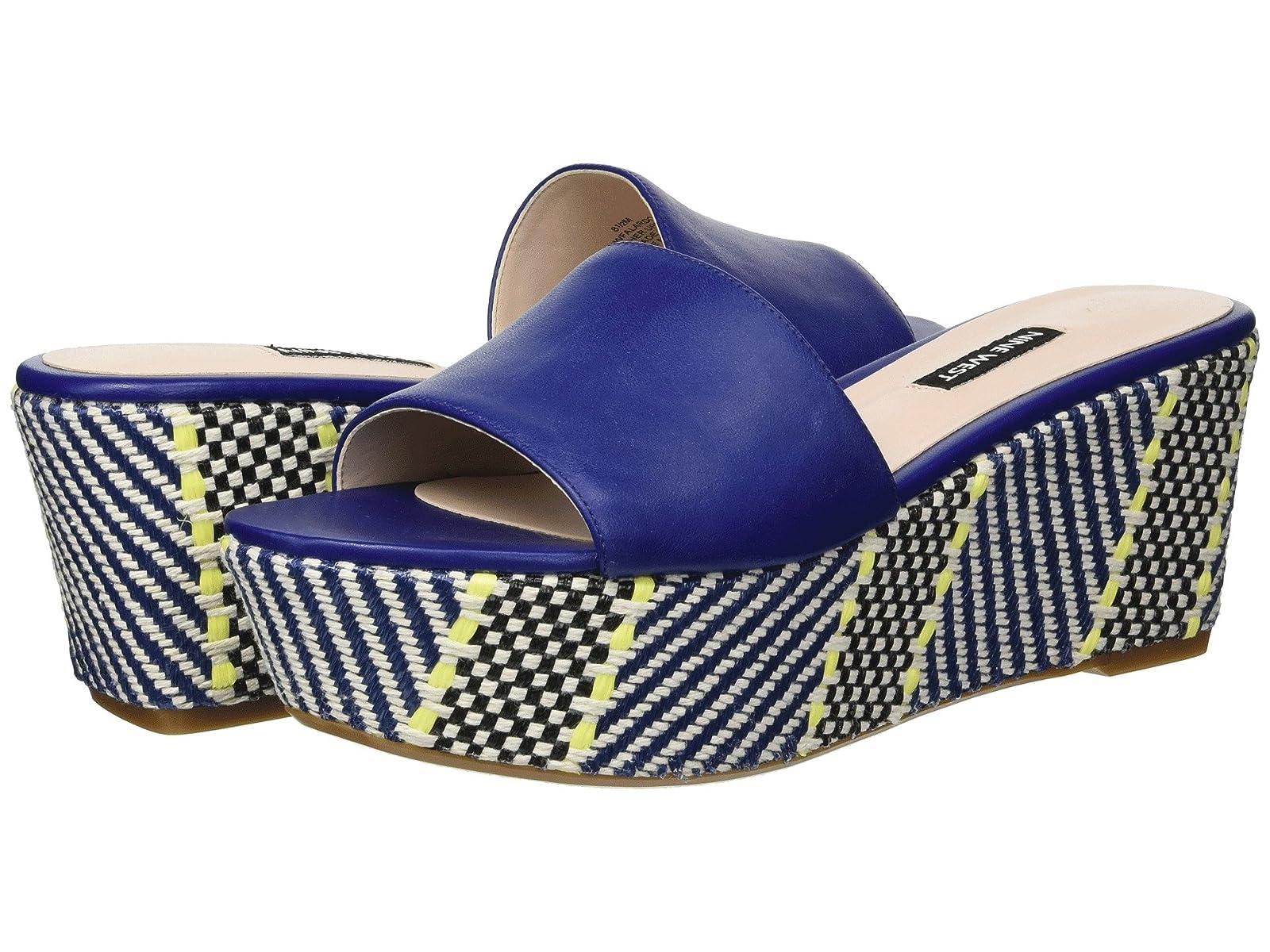 Nine West Falardo Platform Wedge Slide SandalCheap and distinctive eye-catching shoes