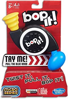 Bop It game - Micro Edition - 1+ Player - Original Memory Games & Toys for kids - Ages 8+