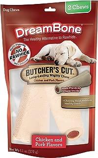 DreamBone Butcher's Cut Dog Chew, Rawhide Free Made w/ Real Chicken