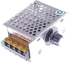 SMAKN® AC 0-220V 20A Pulse Width Modulator PWM Electric Motor Speed Controller Max 4000W