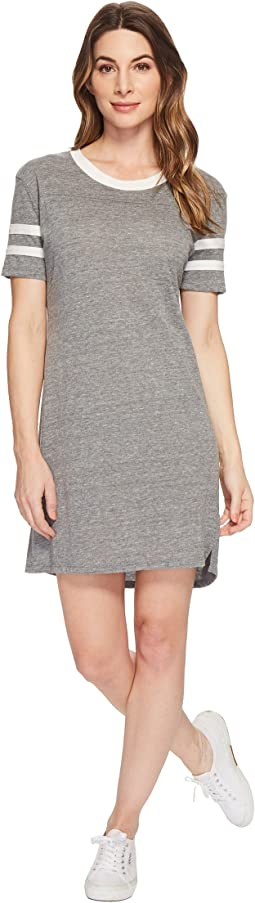 Eco Jersey Stadium T-Shirt Dress