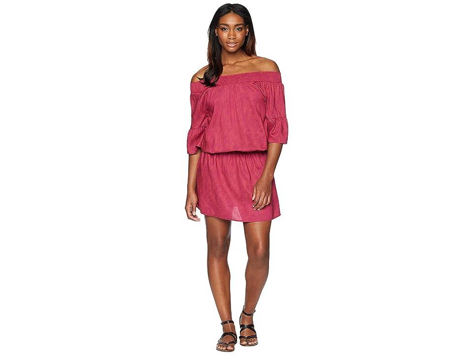 Prana Lenora Dress (Purple Sprinkle) Women