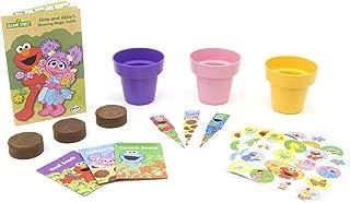 Green Toys Sesame Street Abby's Garden Children's Basic Skills Development Toys