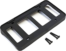 Red Hound Auto Front License Plate Bumper Mounting Bracket Compatible with Toyota Tundra 2010 2011 2012 2013 Includes Screws and Mounting Hardware