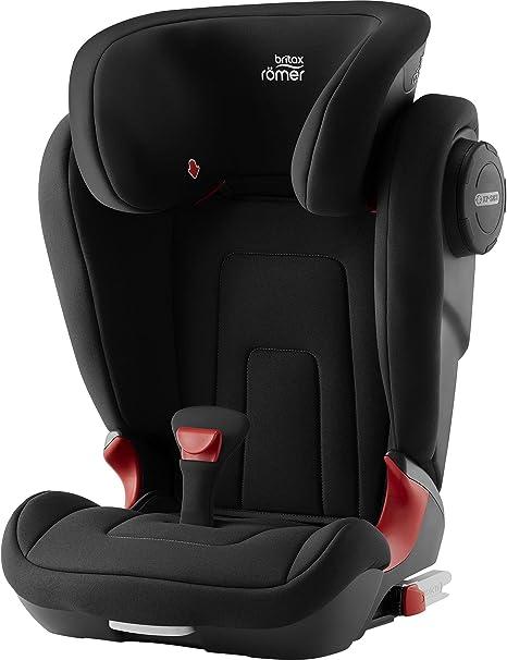 Britax Römer car seat KIDFIX 2 S Isofix group 2/3, Cosmos Black, 15-36 kg: image