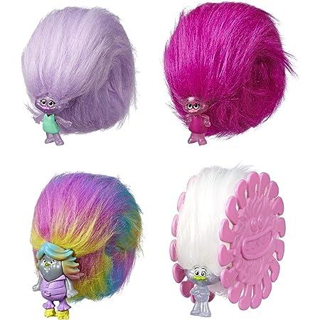 TROLLS - Hair Huggers Glitter Pack (E5114EU5)