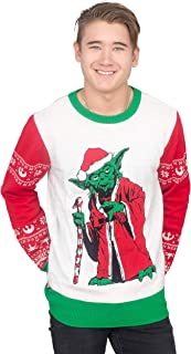 Best star wars christmas sweater light up Reviews