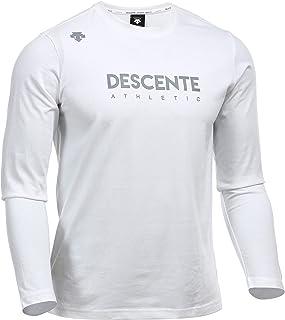 Descente Basic Long Sleeve Logo T-Shirt