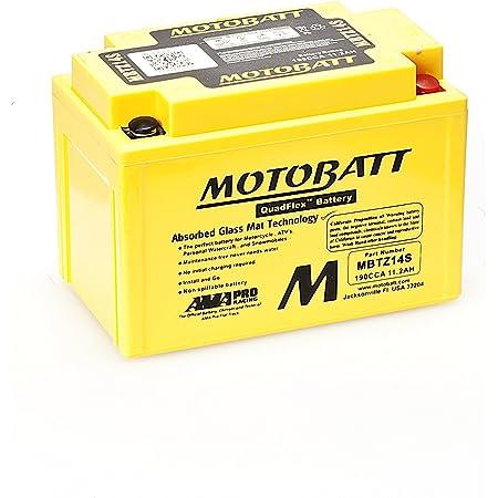 Batterie Motobatt Mbtx14au Auto