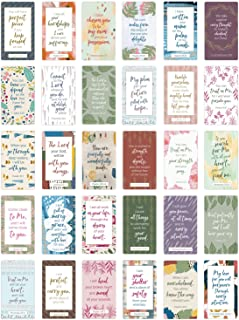 bloom daily planners Writefully His Prayer Card Deck (Pack of 30) - Inspirational Christian Bible Verses for Women - Scrip...