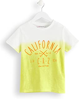 Marca Amazon - RED WAGON Camiseta con Estampado California Niños