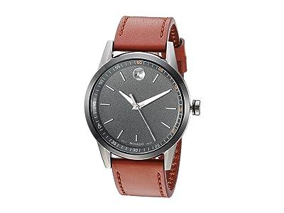 Movado Core-Museum Classic 0607224 (Gunmetal) Dress Watches