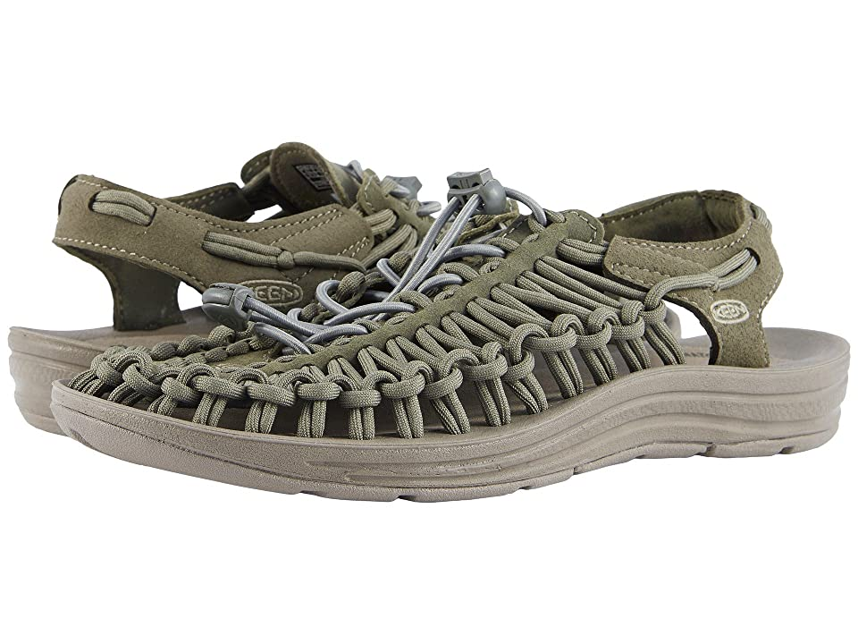 Keen Uneek (Dusty Olive/Brindle) Women