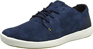 Freewheel Bolt Lace Mens Leather Sneakers/Shoes