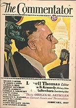commentator magazine
