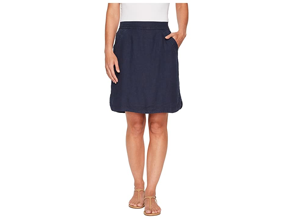 Tommy Bahama Two Palms Short Skirt (Ocean Deep) Women