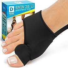 Orthopedic Bunion Splint - Bunion Corrector - Sleeve for Hallux Valgus Bunion Pain Relief - Non-Surgical Hallux Valgus Cor...