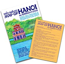 Nancy Chandler's Map of Hanoi by Julie & Isabelle, 1st edition