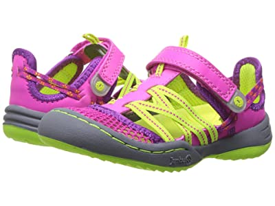 Jambu Kids Everly (Toddler) (Pink/Neon) Girls Shoes
