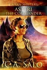 Astéri – The Commander (The Capian Shifter Series Book 1) Kindle Edition