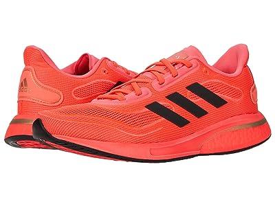adidas Running Supernova (Signal Pink/Core Black/Copper Metallic) Women