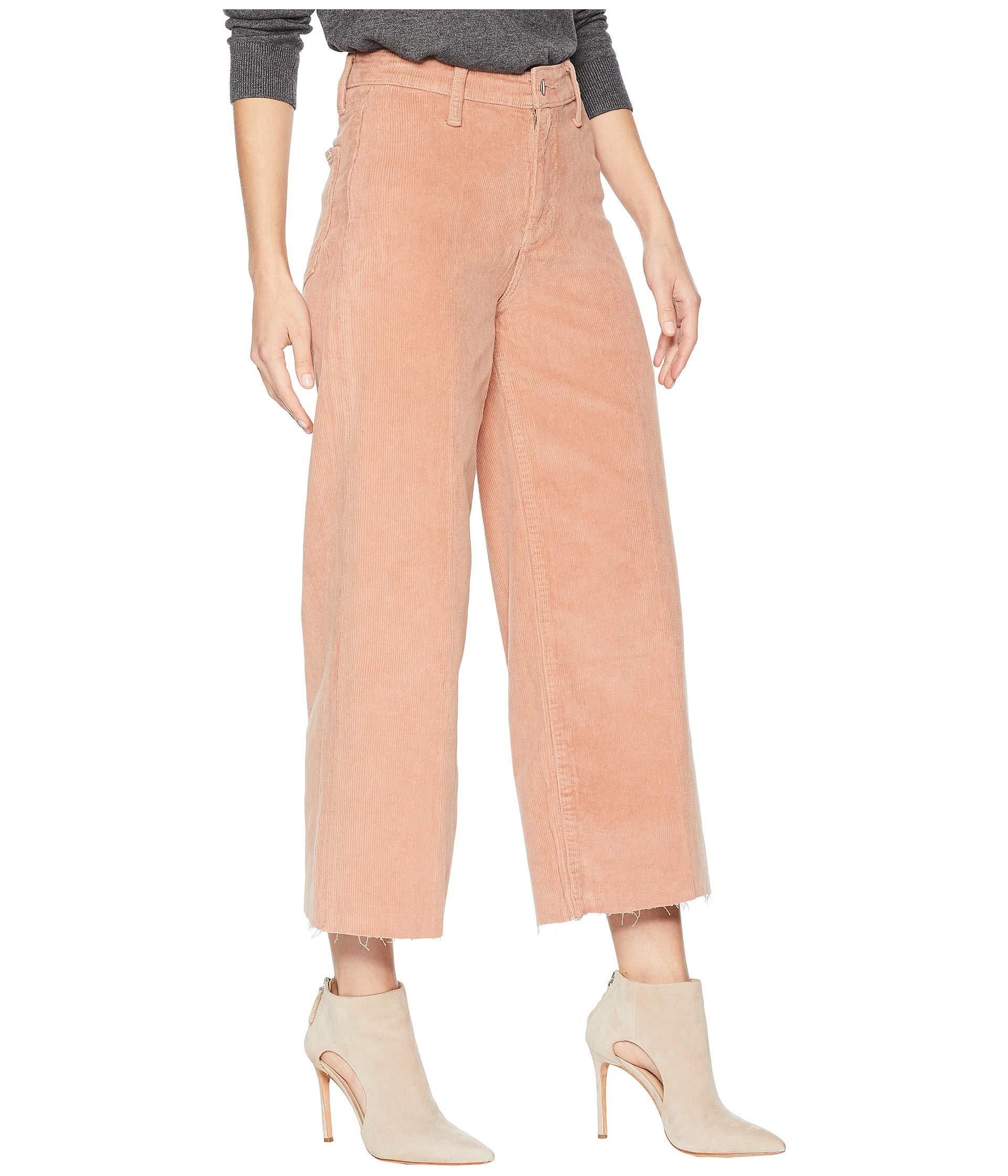c796bc42d05 Jeans In Corduroy Latte Joe s Crop Flare dwIvywFqU5