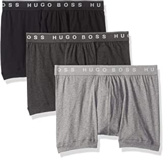 Hugo Boss 50236743 Men's 3-Pack Cotton Boxer Brief