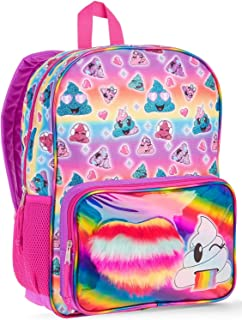 Emoji Poop Backpack