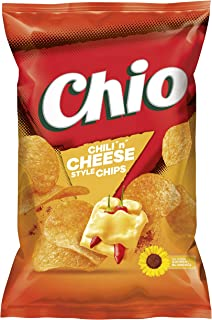 Chio Chips Chili ´n´ Cheese Style, 10er Pack 10 x 175 g