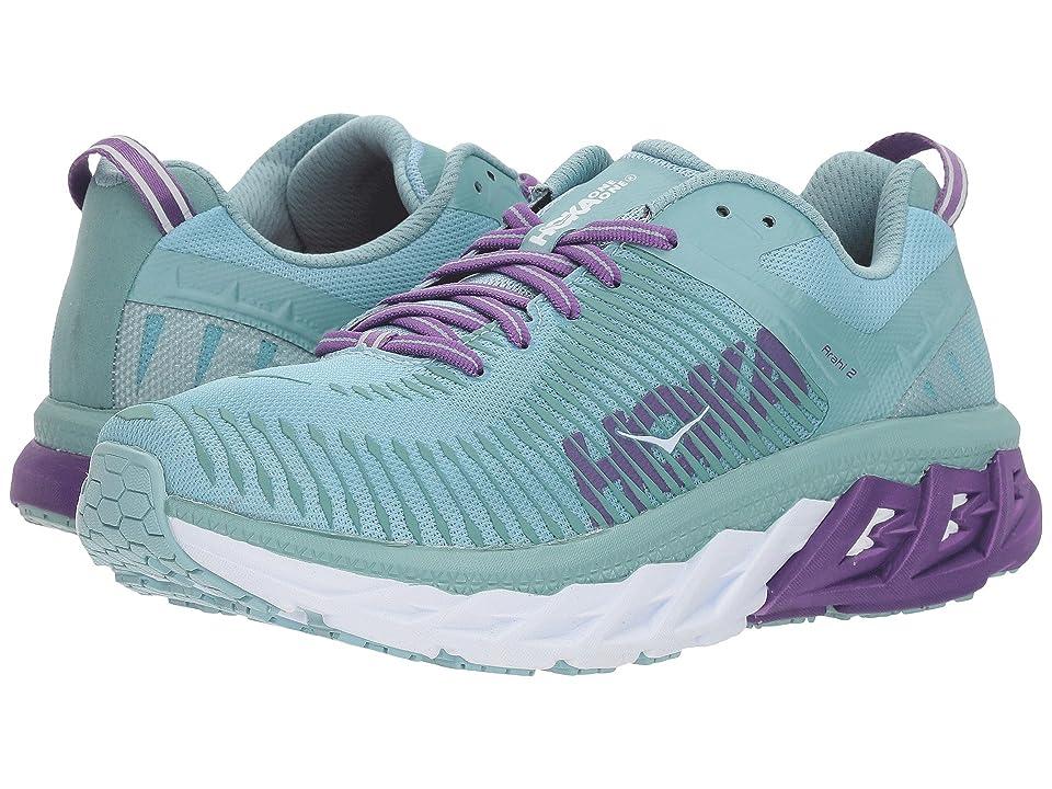 Hoka One One Arahi 2 (Aquifer Sea Angel) Women s Running Shoes 549738d5e