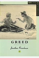 Greed (BFI Film Classics) Kindle Edition