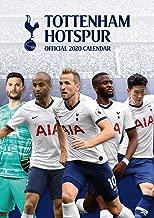 Tottenham Hotspur FC  2020 Calendar - Official A3 Month to View Wall Calendar