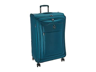 Delsey Hyperglide 29 Expandable Spinner Upright (Teal) Luggage