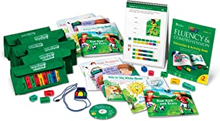 Learning Resources Fluency & Comprehension Kit (level 2)