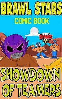 Brawl Stars Comic: SHOWDOWN OF TEAMERS (English Edition)
