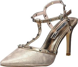 XTI 35030, Zapatos de tacón con Punta Cerrada para Mujer