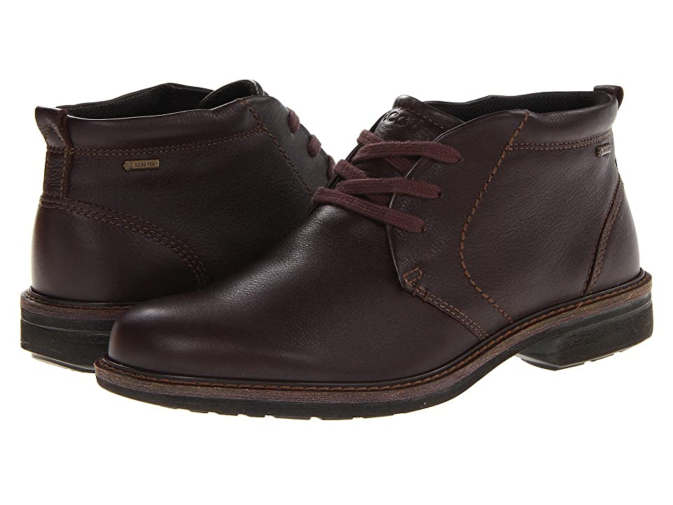 ECCO Turn GTX Boot (Coffee Lexi) Men