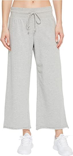 Spiritual Gangster - Crop Wide Leg Pants